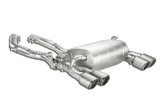Akrapovic Abgasanlage BMW M3 F80 - SLIP-ON LINE